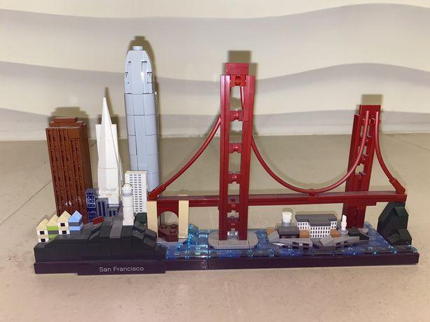 Lego Aechitecture San Francisco
