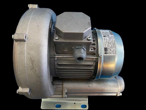 Pompa prozniowa , wentylator bocznokanalowy , Busch 0,4 kW , nowy