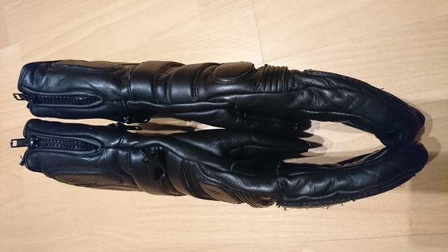 Skórzane rękawice motocyklowe OSX model 902 rozmiar L/10