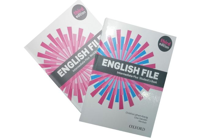 English File Intermediate Plus (3 издание)