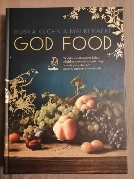 God Food Boska kuchnia, książka kucharska