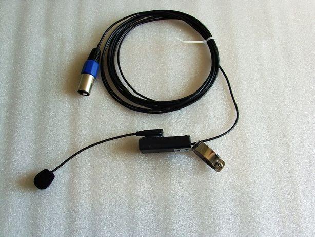 Mikrofon do nagłośnienia klarnetu
