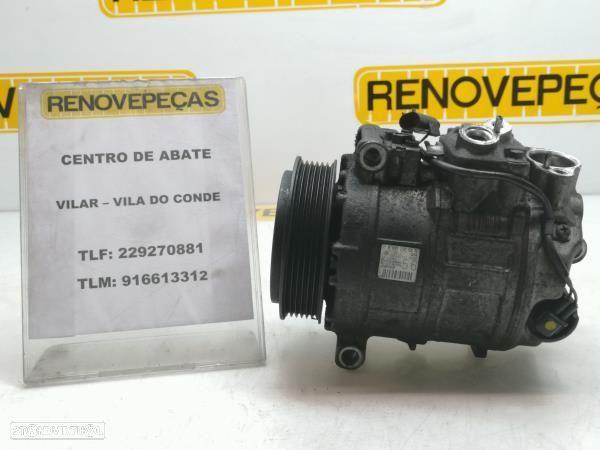Compressor Do Ar Condicionado Mercedes-Benz C-Class Coupe Sport (Cl203