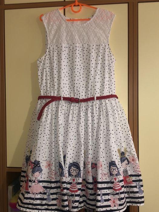 Платье 150-164 см нарядное Киев - изображение 1