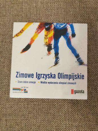 Płyta VCD Zimowe Igrzyska Olimpijskie