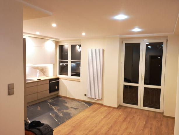 Remonty mieszkań, wykończenia, gładzie gipsowe, malowanie,