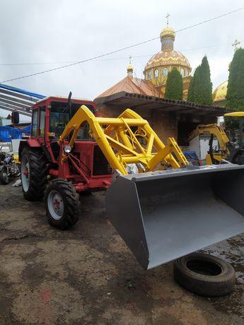 Трактор Мтз-82 з Наватажувачем