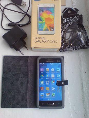 Смотртфон Samsung Galaxy Core2 Duos G-355H оригинальный