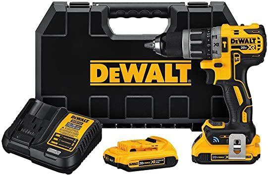 DeWALT DCD797 Tool connect дрель шуруповерт makita milwaukee