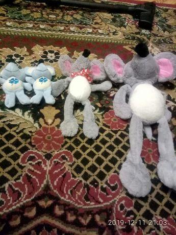 крысы мягкая игрушка новогодний талисман