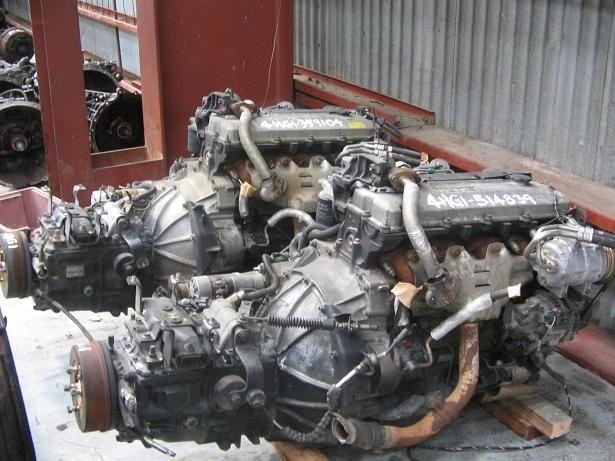 Разборка двигатель мотор коробка КПП Богдан А091 А092 Isuzu NQR NPR