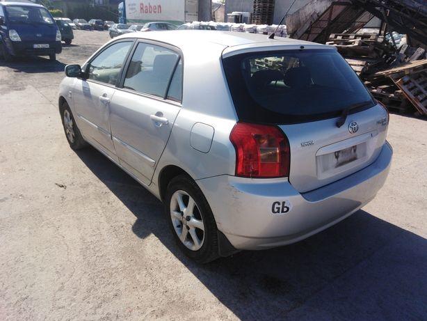 Toyota Corolla zderzak tył tylny stan bdb Wysyłka Kurierem