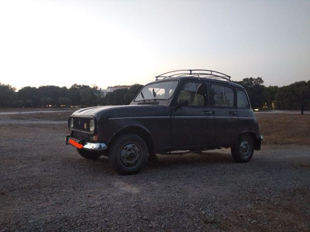 Renault 4 tlc 1980 portuguesa