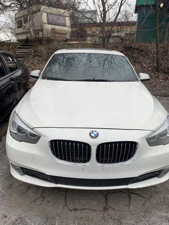 Разборка BMW F07 Gt 535і мотор N55 капот фара бампер двери крыло салон