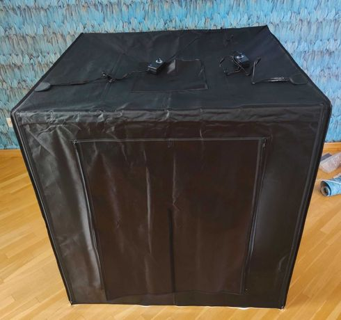 Лайтбокс 100*100*100, фотобокс, предметная съемка, ЛайтКуб,  Фото Куб