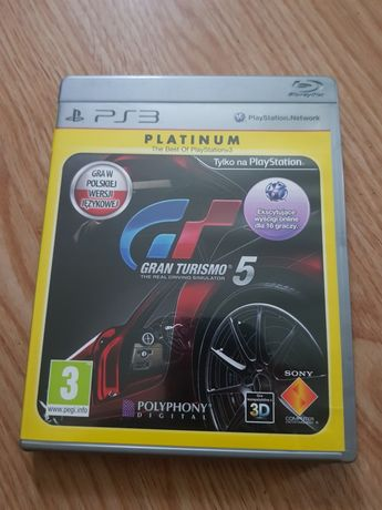 Gran Turismo 5 Play Station 3 Ps3