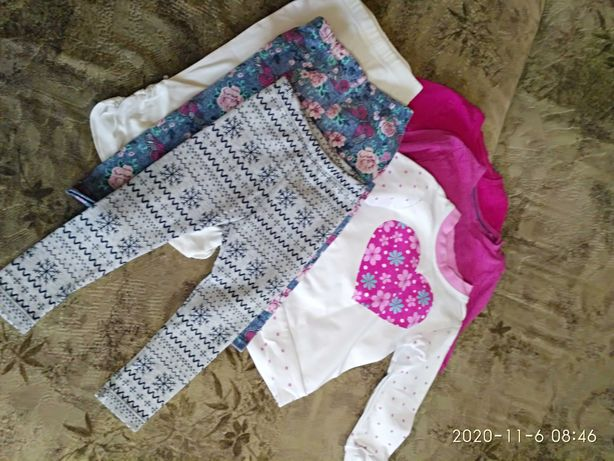 Продам детскую одежду для девочки.