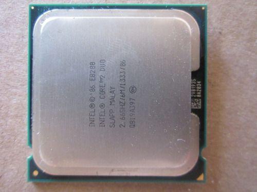 Процесор Core2Duo E8200