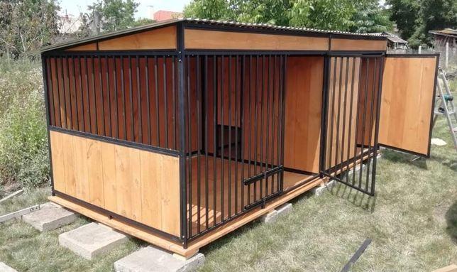 Kojec- schronienie dla psa. Inne zabudowy - schowki, wiaty...