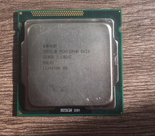 Процессор Intel 1155