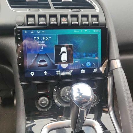 Peugeot 3008 Radio Android