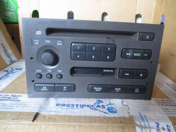 Rádio cd cassete 555 SAAB 95 5038120 SAAB / 95 / 2001 / PIONEER / FX-M2016ZSA /