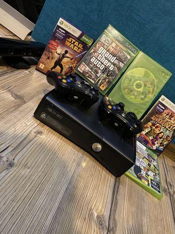 Xbox 360 kinekt i gry