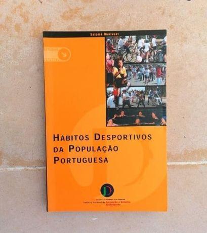 """Livro: """"Hábitos Desportivos da População Portuguesa"""""""