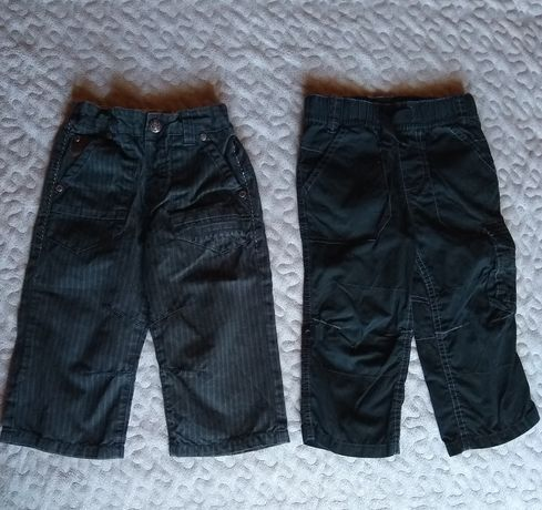 Spodnie czarne Next 86