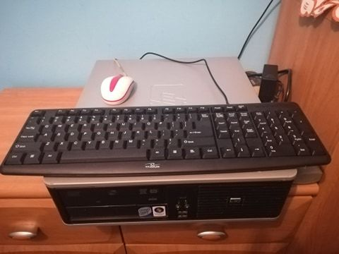 hp compaq dc7800p small form Factor używany sprzedaje