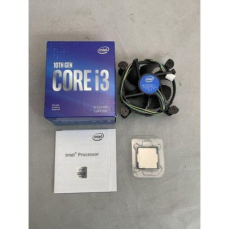 Intel I3 10100f + gigabyte h410m