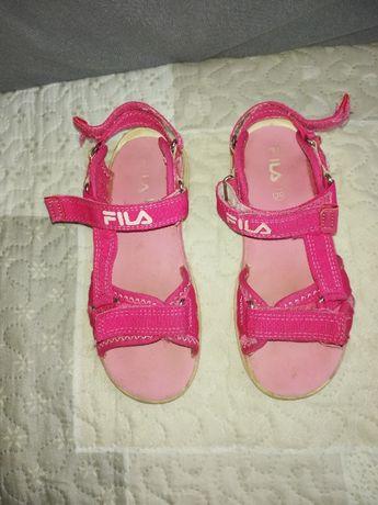 sandały dla dziewczynki roz.30