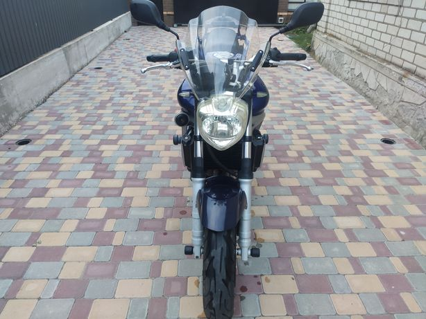 Мотоцикл Yamaha Fazer 600