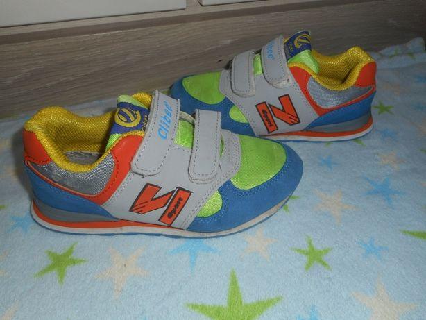 Neonowe Adidasy rozm.31