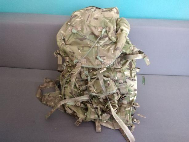 Plecak wojskowy brytyjski MTP OKAZJA duży Stan dobry CORDURA