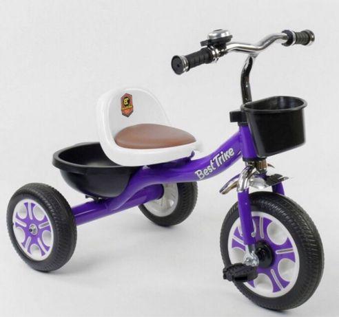 Велосипед Best Trike 3х колесный ! ТОП ПРОДАЖ ! ВСЕ ЦВЕТА !