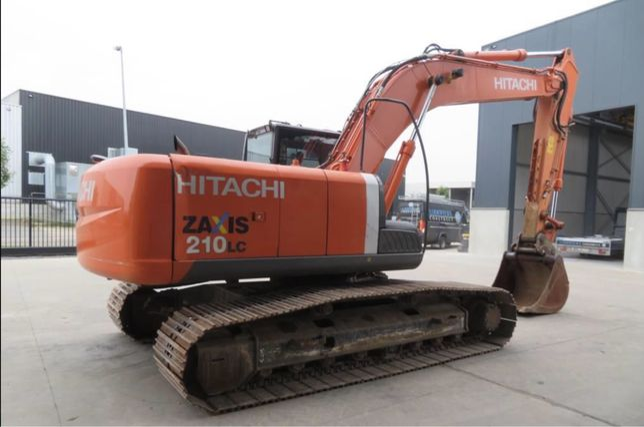 Koparka Hitachi ZX 210 LC-3