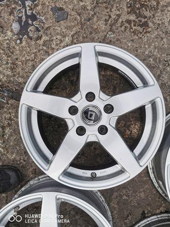 4x Alufelgi VW Skoda Seat - 16 cali - 5x112 - 6,5 J - ET 48