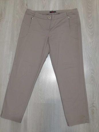 Spodnie materiałowe damskie, rozmiar 42