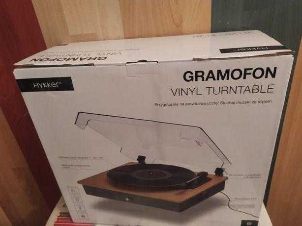 Nowy gramofon hoffen