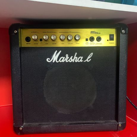 Комбоусилитель Marshall MG15 CDR
