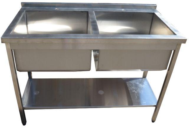 Ванны моечные (МОЙКИ) из пищевой нержавеющей стали, стол мойка Нерж