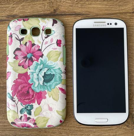 Продам телефон Samsung Galaxy S3 GT-I9300 в отличном состоянии