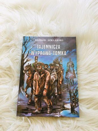 Alfred Szklarski Tajemnicza wyprawa Tomka