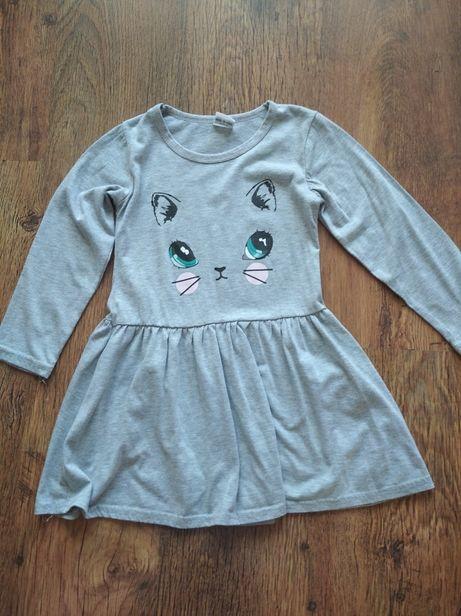 Sukienka kotek 116