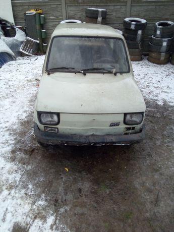 FIAT 126P Maluch z 1991 roku