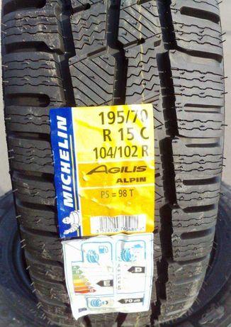 Покрышка Michelin Agilis Alpin 195/70/15С Акционная цена!!