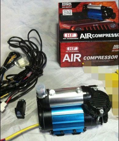 Compressor diferencial bloqueio arb HF ar encher pneus 12v