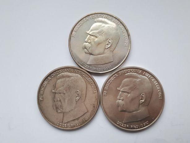50000zł Piłsudski 1988 srebro