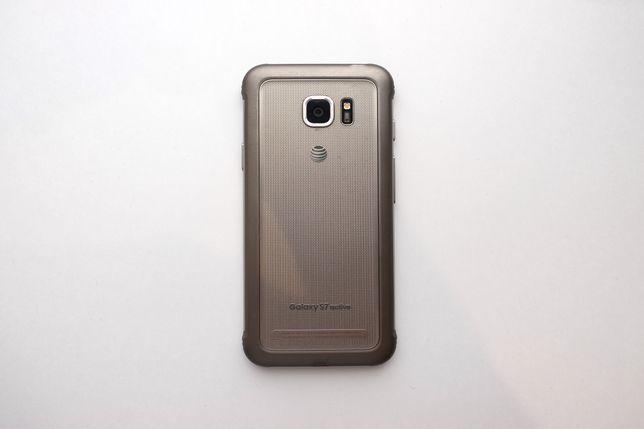 Samsung Galaxy s7 Active 32Gb SM-G891A Sandy Gold (#1795)